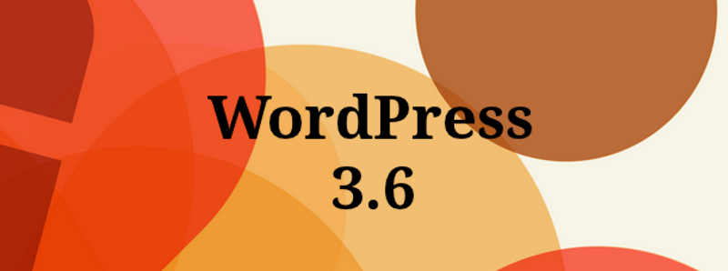 wordpress-3.6