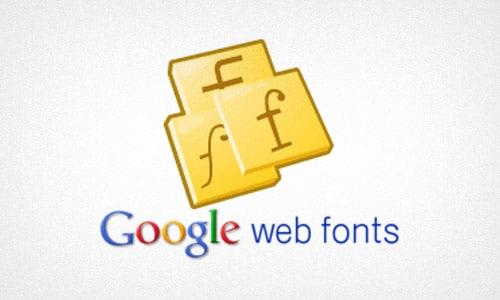 Google Web Font sous WordPress
