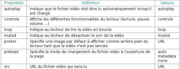 video webm dans WordPress
